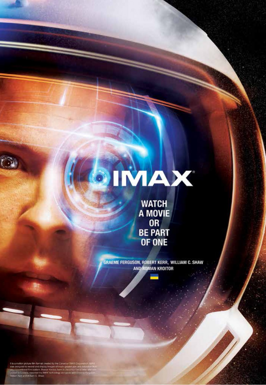 IMAX – СУЧАСНИЙ КІНОФОРМАТ