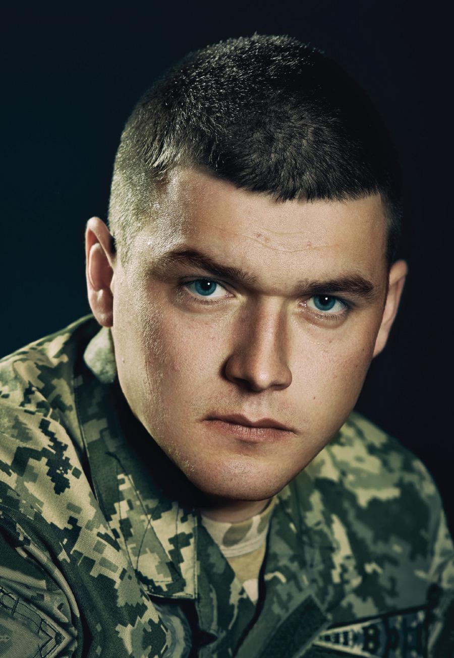 СТАРШИЙ ЛЕЙТЕНАНТ ГРИНЮК ВОЛОДИМИР ВОЛОДИМИРОВИЧ