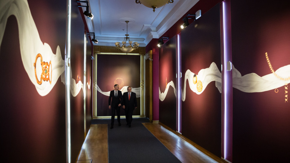 У Second Floor Art Center відкрилася виставка «Золото нації. Наближення»